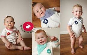 Ruby Rabbit: SOUTH AFRICAN DESIGNERS BRING BAMBOO BABY CLOTHING RANGE TO THE MARKET.