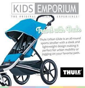 TRAVEL WITH THULE!