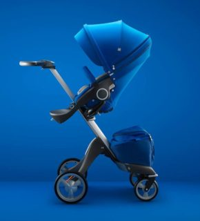 Take pram style to new heights