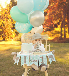 First Birthday! The time to celebrate is here…