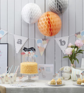 Christening & baby naming parties, a time of celebration