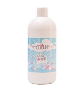 Milk Baby Oil