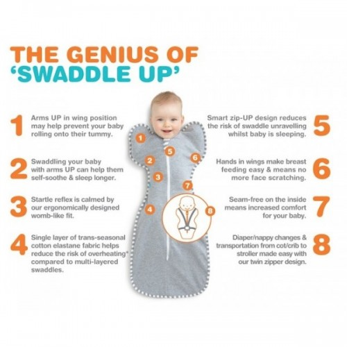 Love to Dream - Swaddle Up