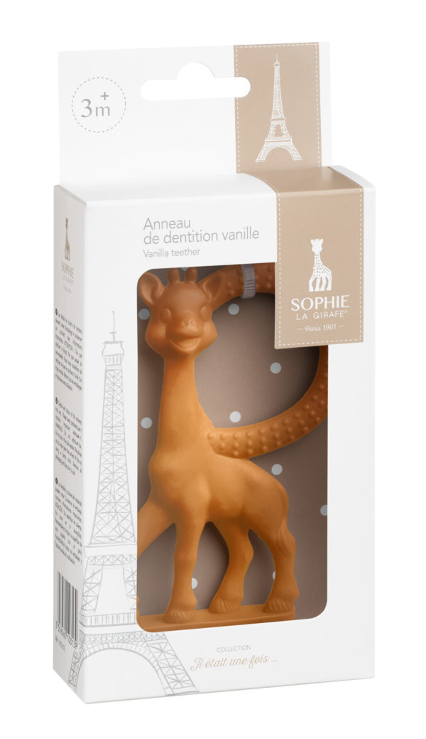 Sophie la Girafe - Vanilla teether