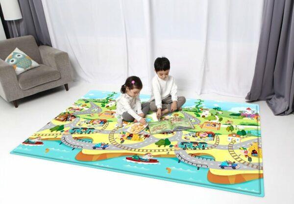 Story World Play Mat