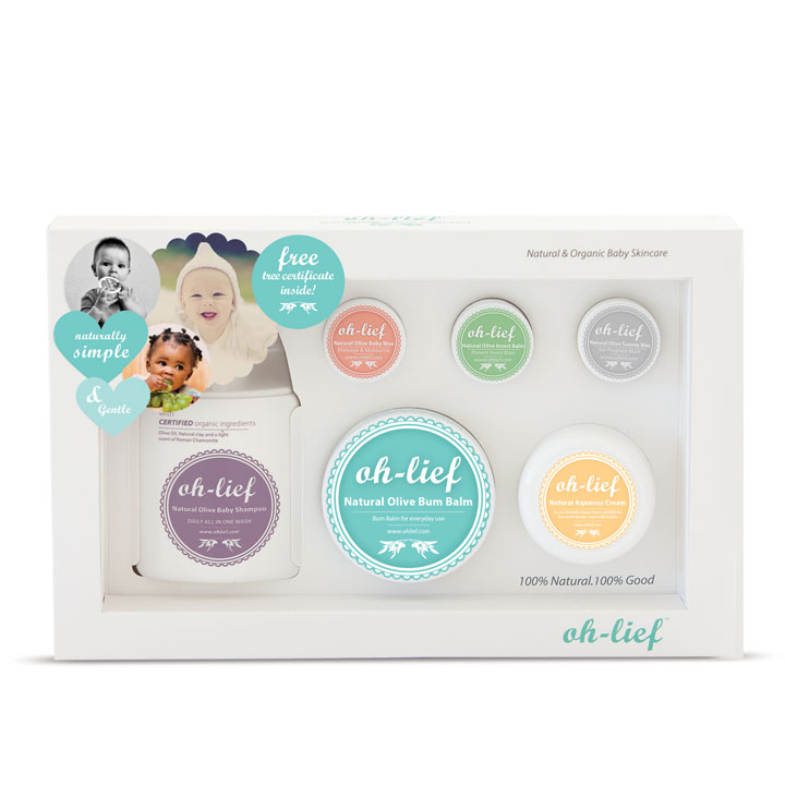 Baby Gift Emporium : Oh lief baby gift box kids emporium