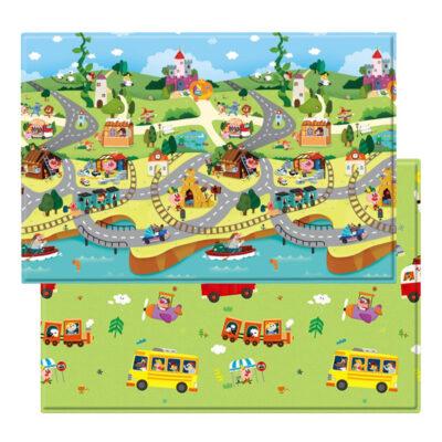 Story World PVC Play Mat