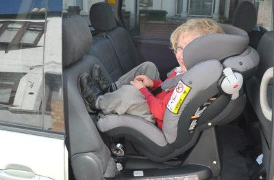 Be Safe Rear Facing Car Seat