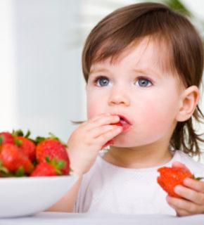 How big is my baby? Week-by-week fruit and veggie comparisons