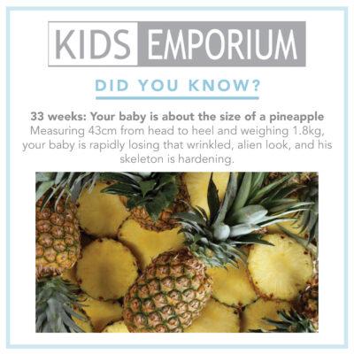 Week 33 | kids Emporium