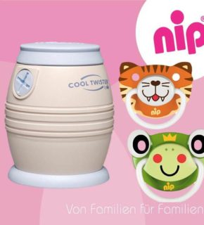 Welcome to Nip – a range of high quality baby products made in Germany!