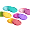 Silicone Collapsible Baby Bowl 2