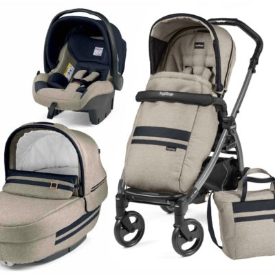 Peg Perego - Book 51 Elite Modular - 4 in 1 Ecru 1