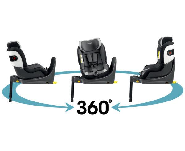 Peg Perego - Viaggio 360 - Car Seat 4