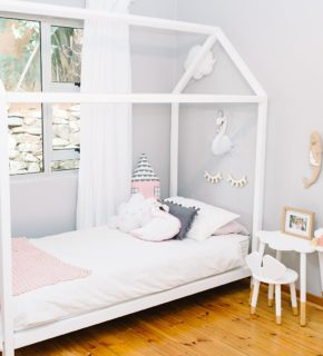 From Tot to Toddler Room