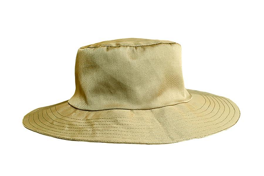 aaf41d77fb7 Myang Sun Hat Khaki Plain