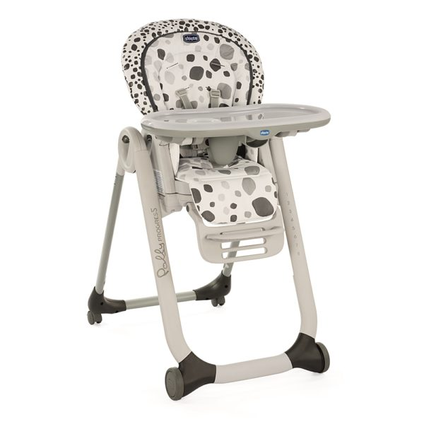Chicco - Polly Progres5 Highchair Anthracite