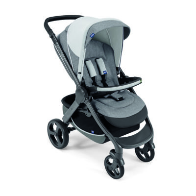 Chicco - Stylego Up Crossover stroller – Grey BABYCH00100-1