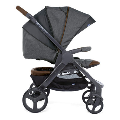 Chicco - Stylego Up Crossover stroller – Grey BABYCH00100-2