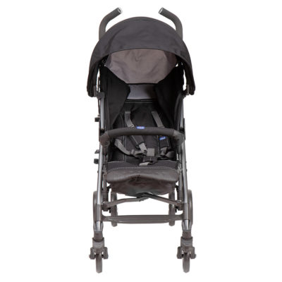 Chicco - Lite Way 3 Basic Stroller with Bumper Bar – Black BABYCH00114-3