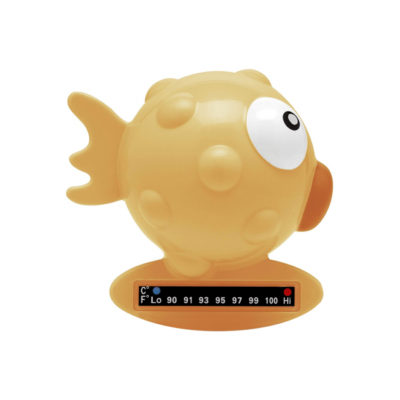Chicco - Bath Thermometer Globe Fish BABYCH02417/1