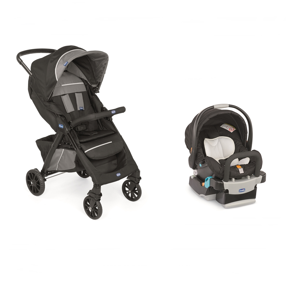 Chicco - Kwik-One Stroller & Key Fit Car Seat - Kids Emporium