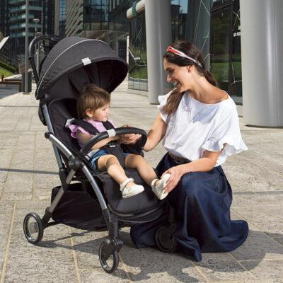 Chicco - Goody Graphite Stroller BABYCH00140-4