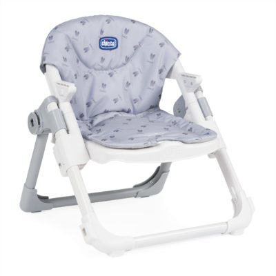 Chicco - Chairy Booster Seat Grey