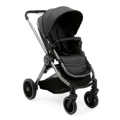 Chicco - Best Friend Pro Stroller – Pirate Black BABYCH00149-1