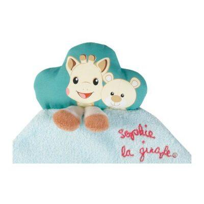 Sophie the Giraffe Super Comforter Doudou