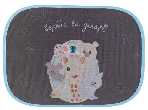 Sophie la Girafe - Car Sunshade