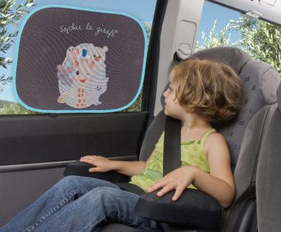 Ref 470222 Car sunshades on car window HR