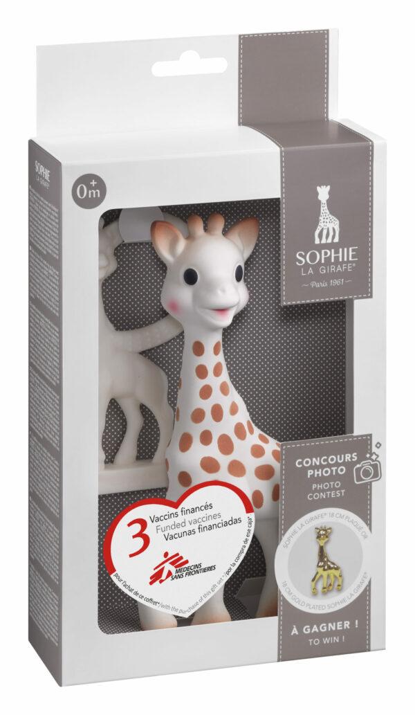 Sophie la girafe Award gift set