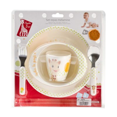 Sophie la Girafe - Meal Set