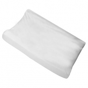 Tula Baby After Bath Mattress Toweling White