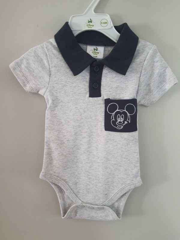 Disney Baby Bodysuit Mickey Mouse 1