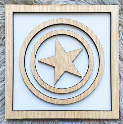 Kikki & Franki - Captain America