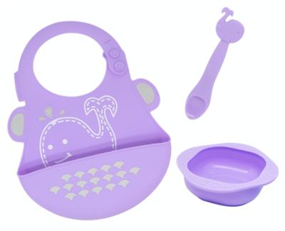 Marcus & Marcus - Silicone Baby & Toddler Feeding Sets Willo 1