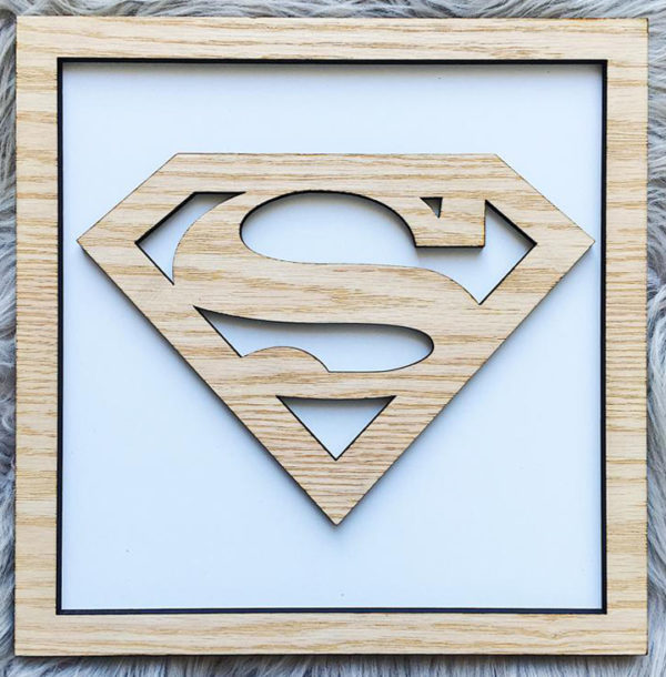 Kikki & Franki - Superman