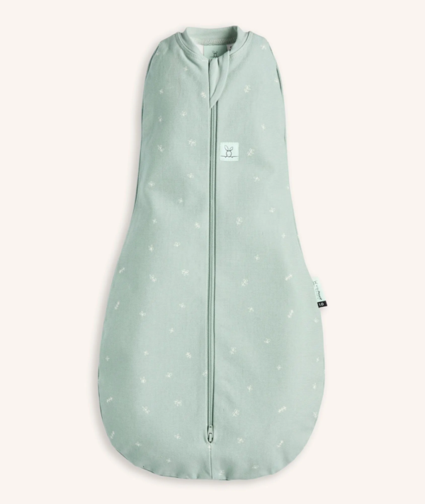Star Sweepers - Ergo Pouch - Cocoon Swaddle - Sage 2
