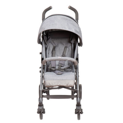 Chicco - Lite Way 3 Basic Stroller with Bumper Bar – Titanium BABYCH00113-2