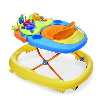 Chicco - Walky Talky Baby Walker – Sunny Yellow BABYCH00220
