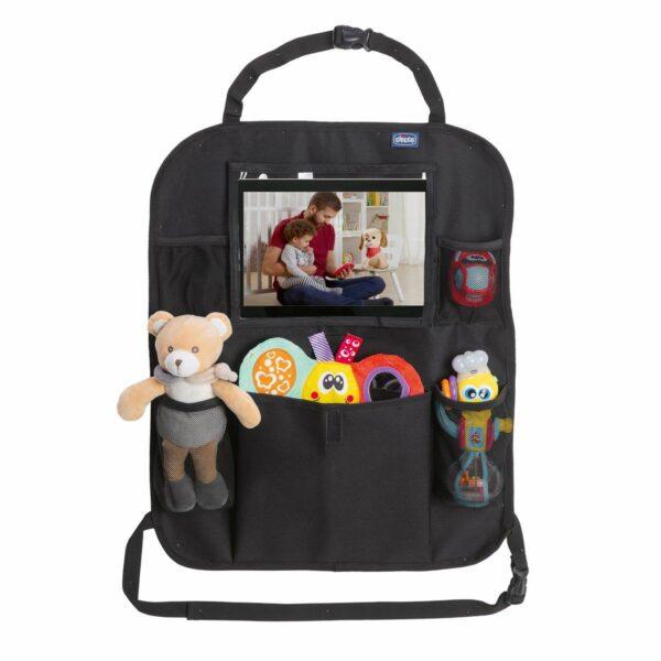 Chicco - Car Storage Organiser with iPad holder BABYCH00337