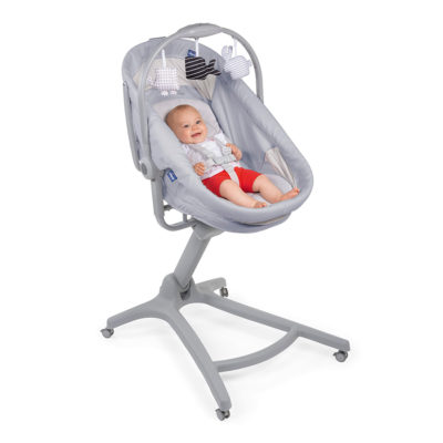 Chicco - Baby Hug 4-In-1 Air – StoneChicco - Baby Hug 4-In-1 Air – Stone BABYCH00433-4