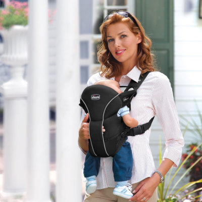 Chicco - Ultrasoft Baby Carrier – Black BABYCH00504-1