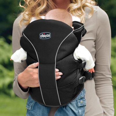 Chicco - Ultrasoft Baby Carrier – Black BABYCH00504-2
