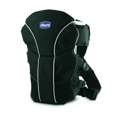 Chicco - Ultrasoft Baby Carrier – Black BABYCH00504