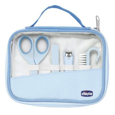 Chicco - Nail Care Set - Blue BABYCH02430