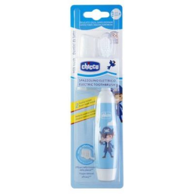Chicco - Electric Toothbrush Blue BABYCH02526 1