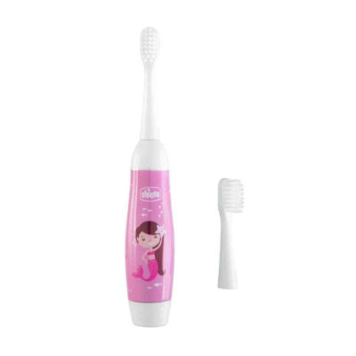 Chicco - Electric Toothbrush Pink BABYCH02526 2